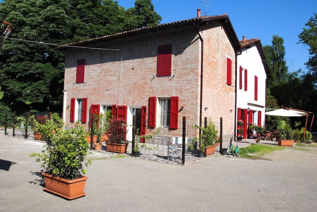 Relax nel verde a due passi da Bologna - Pianoro - บ้าน