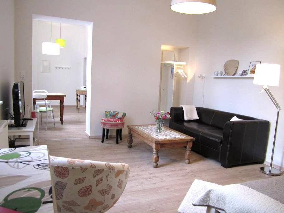 """enjoy our modern apartment """"Otium"""" - Bonn - Pis"""
