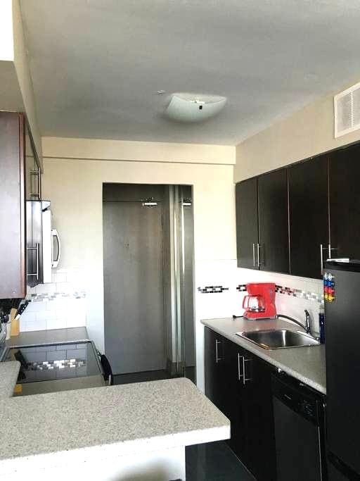Large, stocked unit close to Wellesley station! - Toronto - Pis