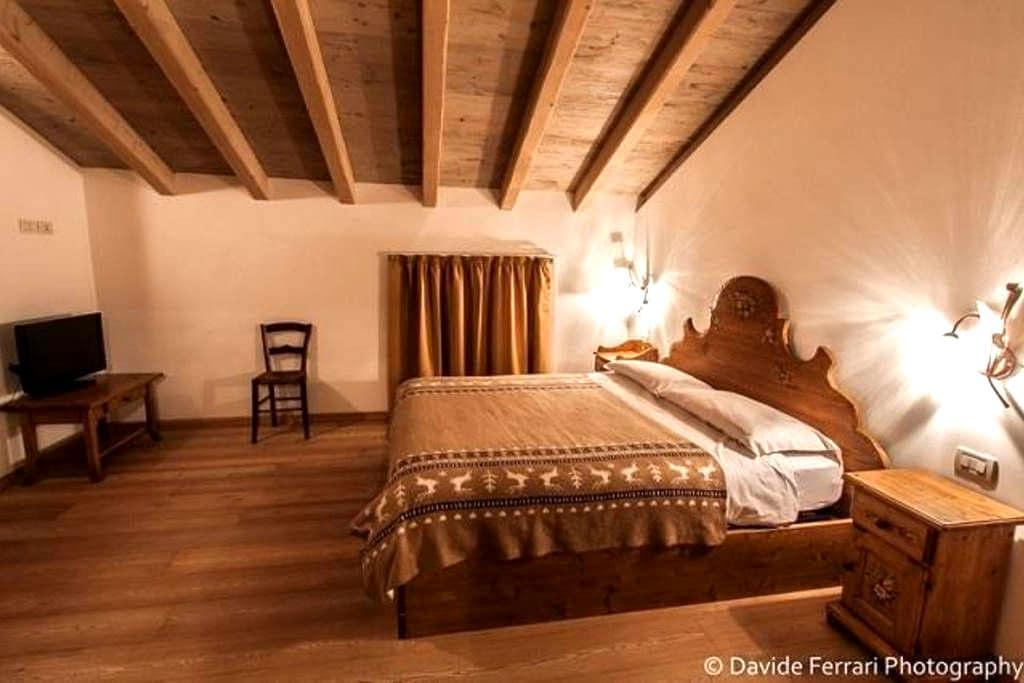 Suite Val Lomasona, Maso Caiano in the Dolomites - Comano Terme - Bed & Breakfast