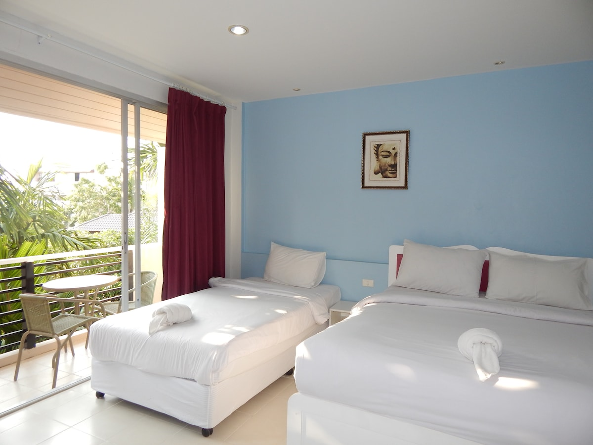 Room for 3 Persons at Jinta Andaman