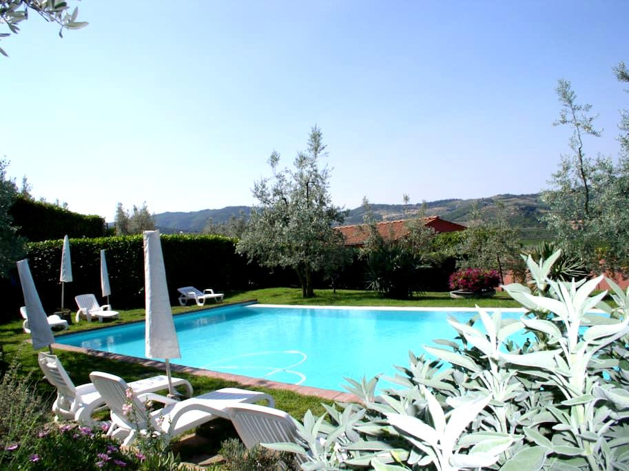 "relax in the Chianti - apt ""Elisa"" - Greve in Chianti - House"