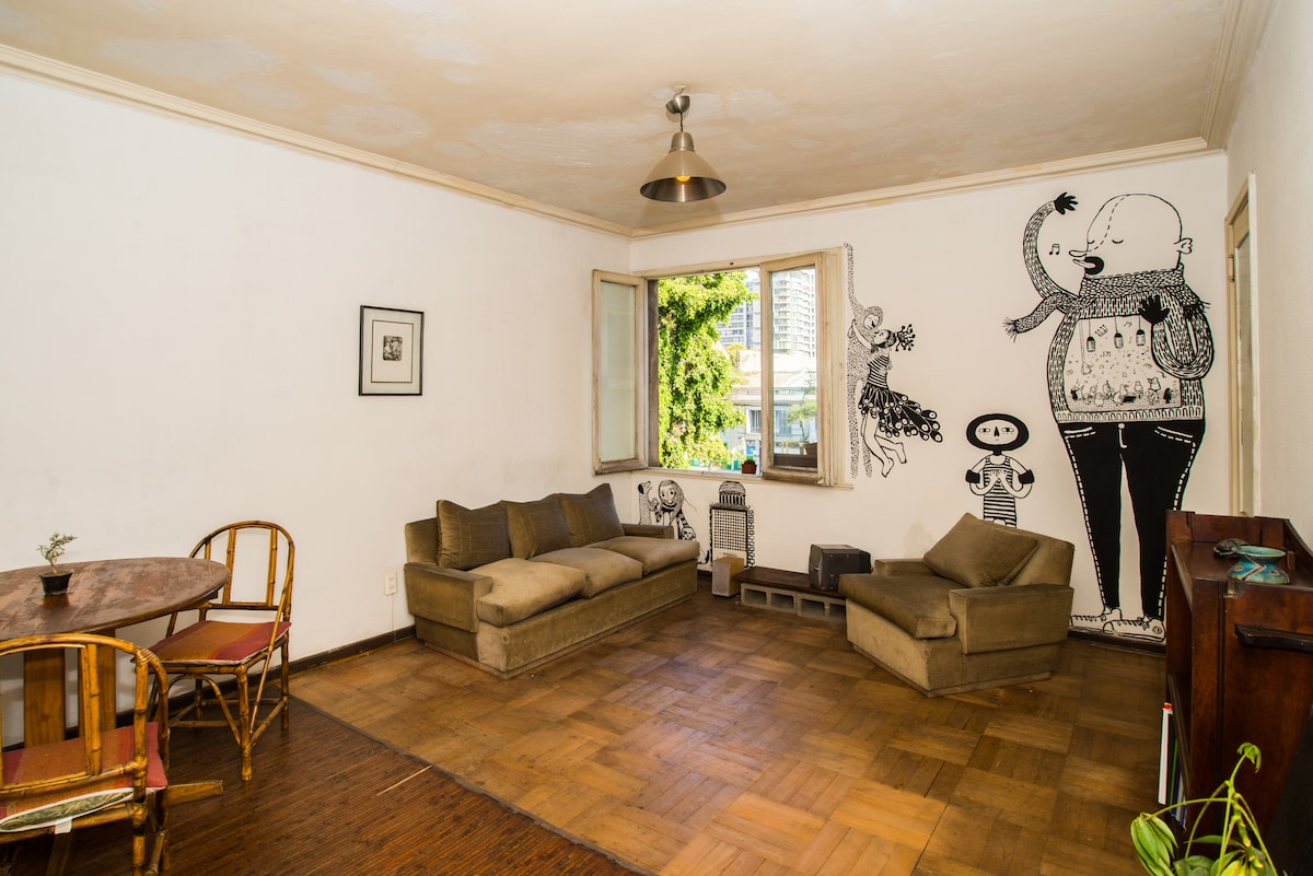 Room in Barrio Italia