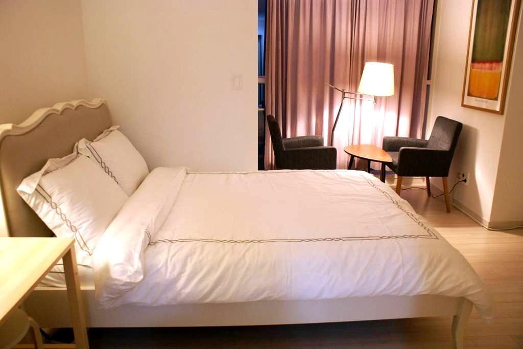 Soft blue residences - Хаендае-гу - Квартира