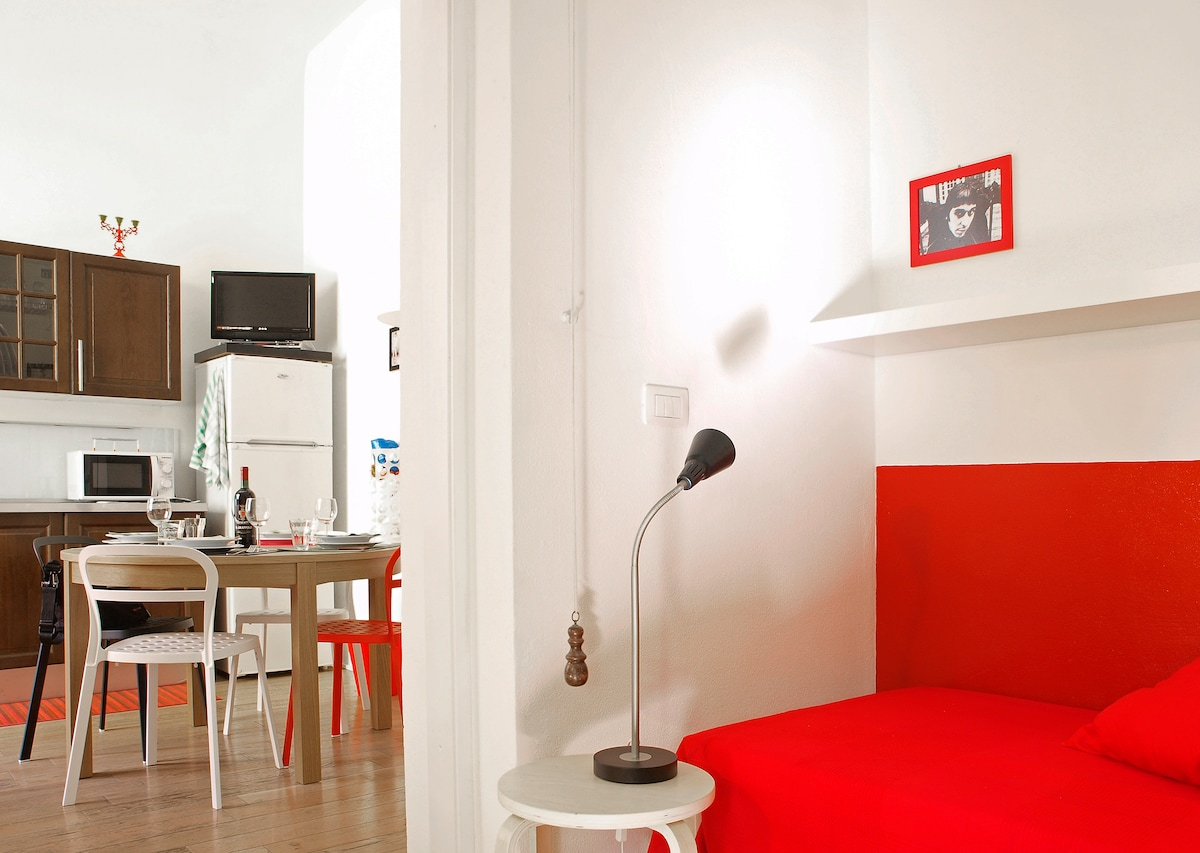 A small apartment in San Zanobi ...