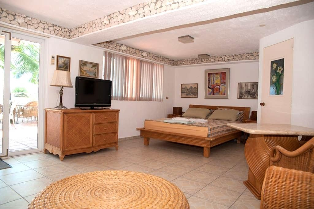 De Luxe Room I with Sea view - Moalboal - Casa