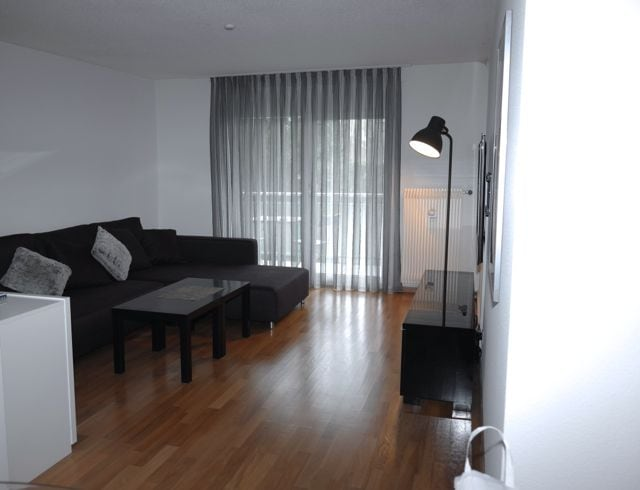 Apartment for the BaselWorld