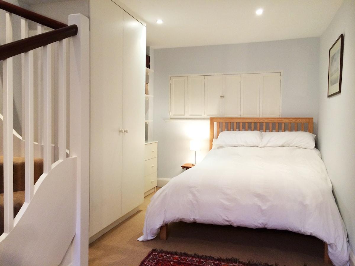 Double room, bathroom, Hammersmith