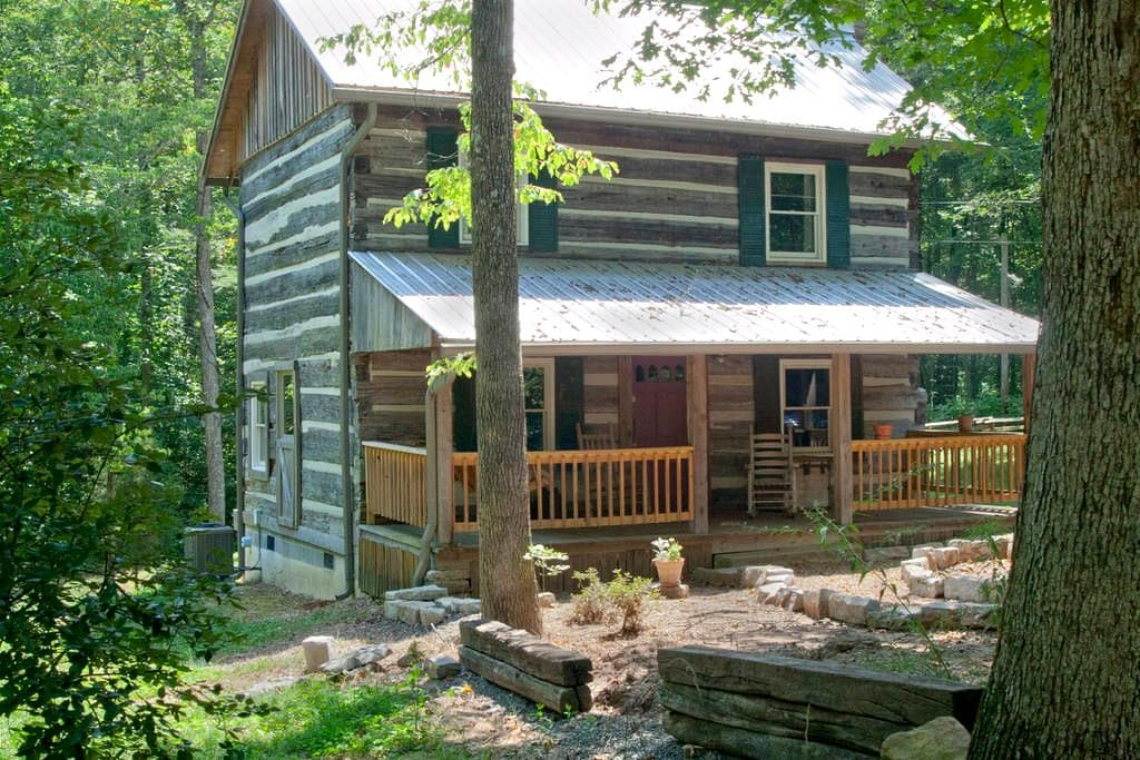 The Cabins On Cedar Ridge - Harned Cabin - Clinton