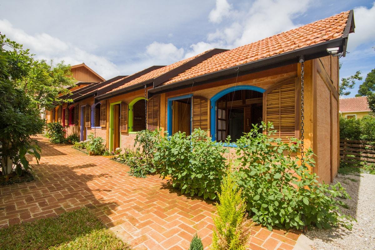 Vila Báltica - Casa Azul