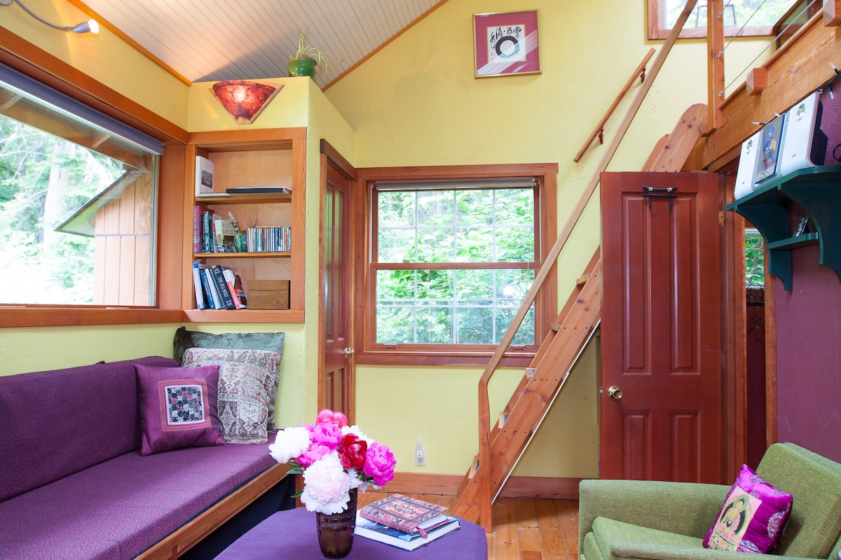 Private Whidbey Island Cottage 2