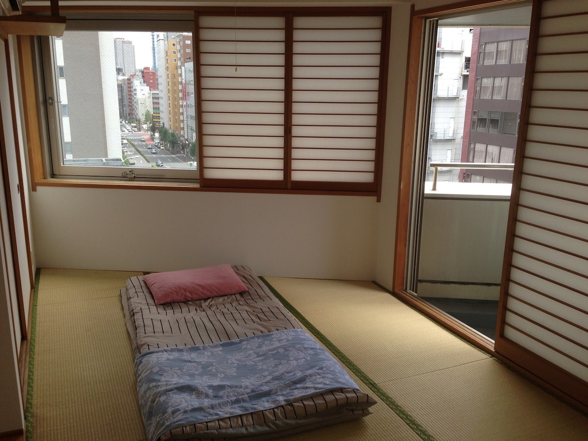 Shinjuku guesthouse  PRIVATE ROOM