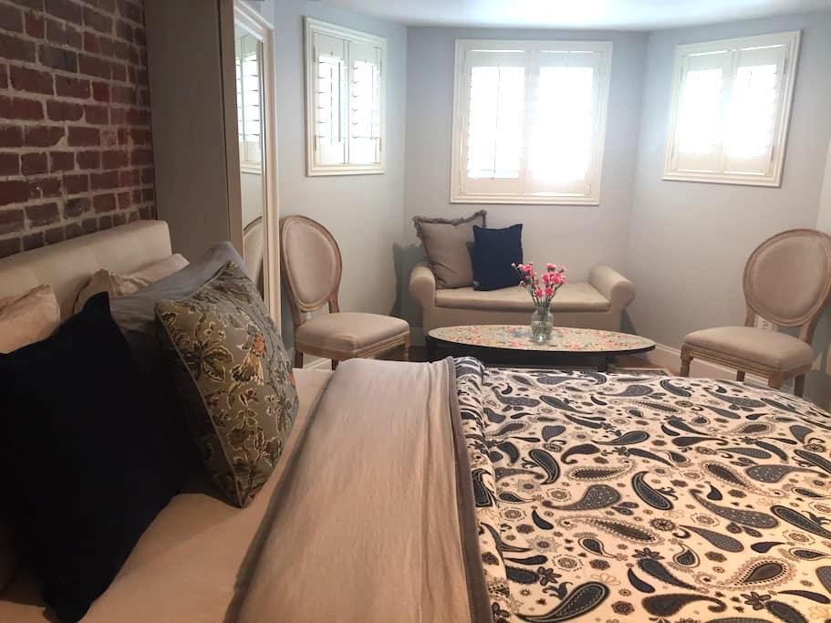 Elegant room in our Bed and Breakfast - Washington