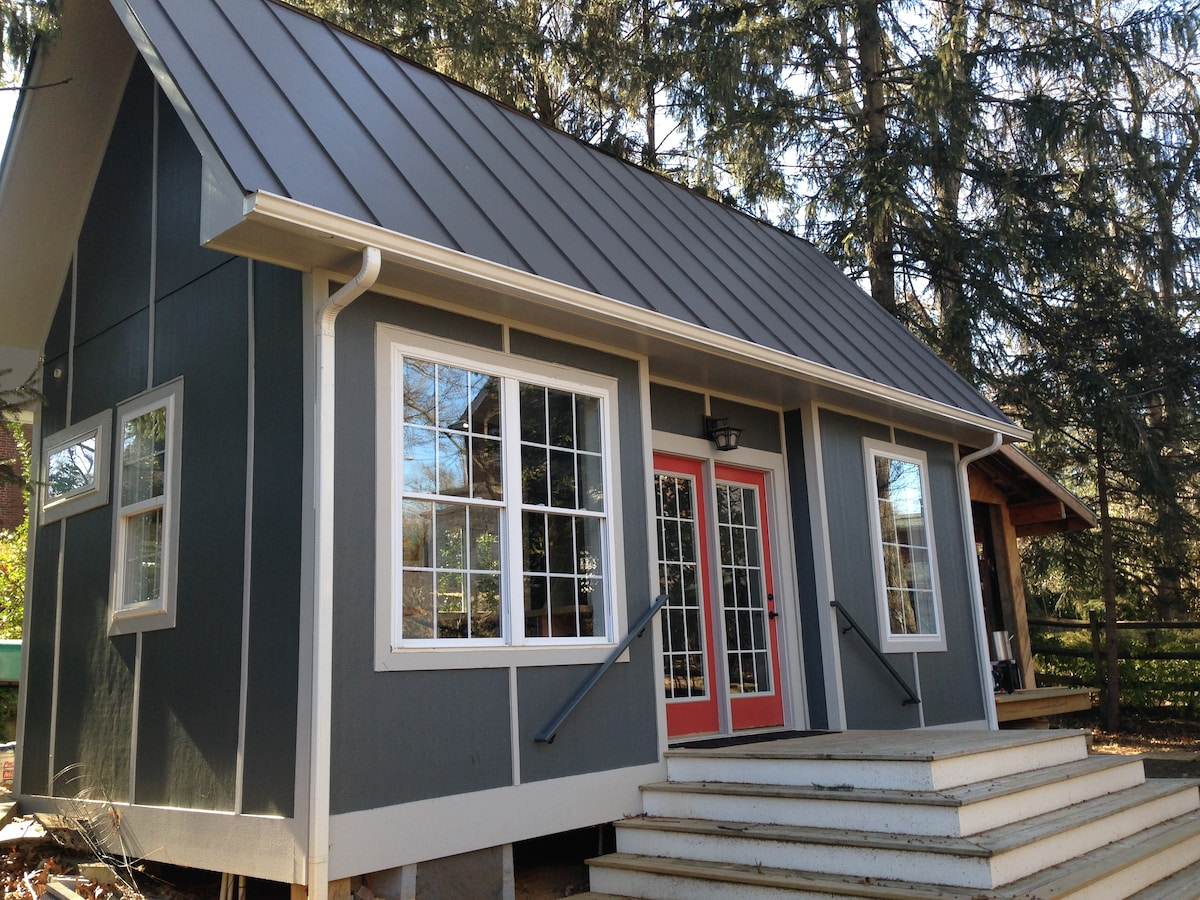 Oxford Cottage: Brand New Tiny Home