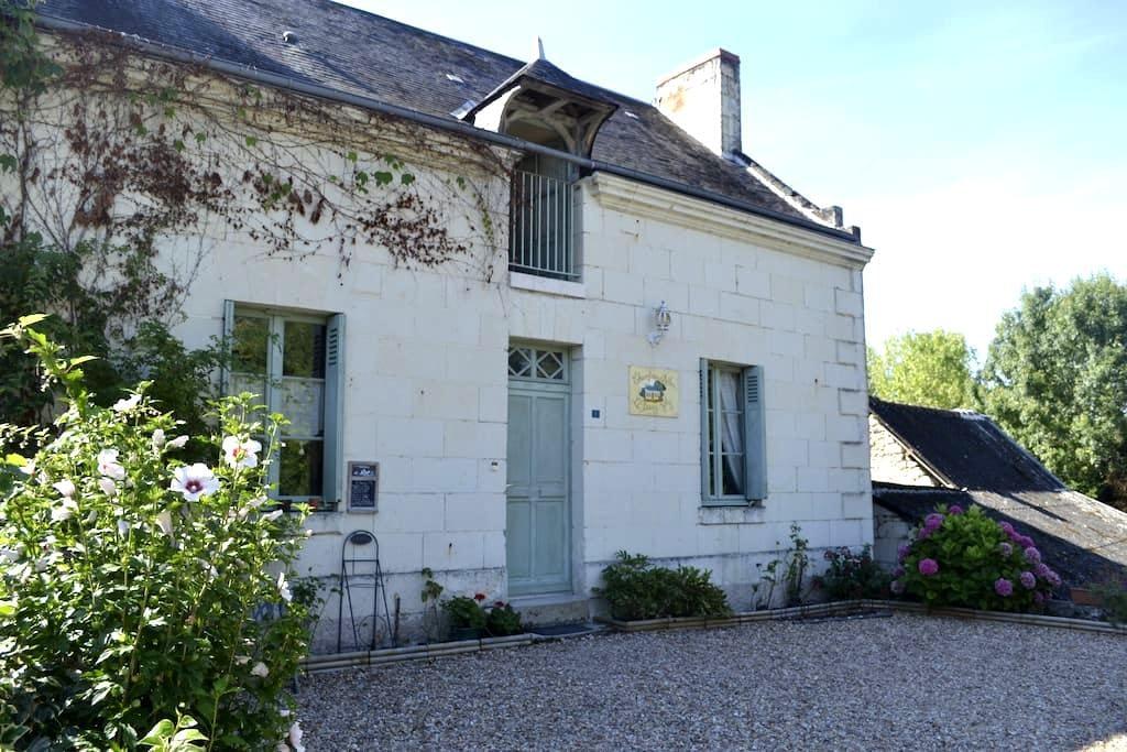 Chambre en bord de Loire - Rigny-Ussé