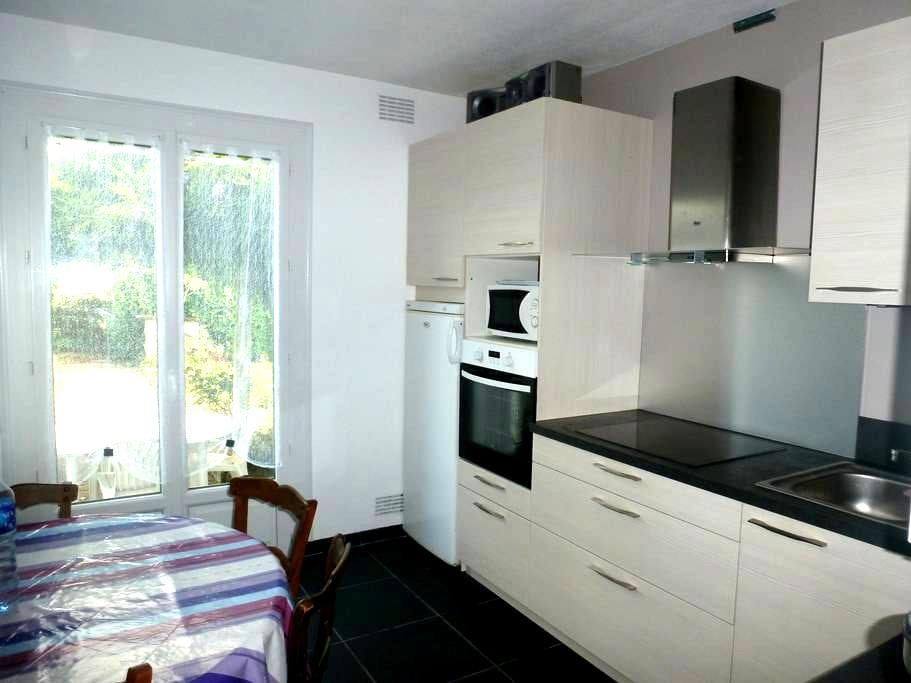 Maison au pied des Pyrénées - Lannemezan - Apartamento