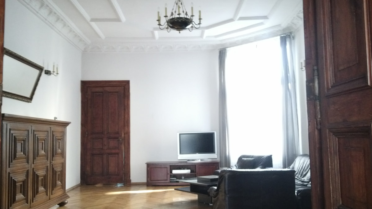 170m2 Apartment in  Center of Lodz