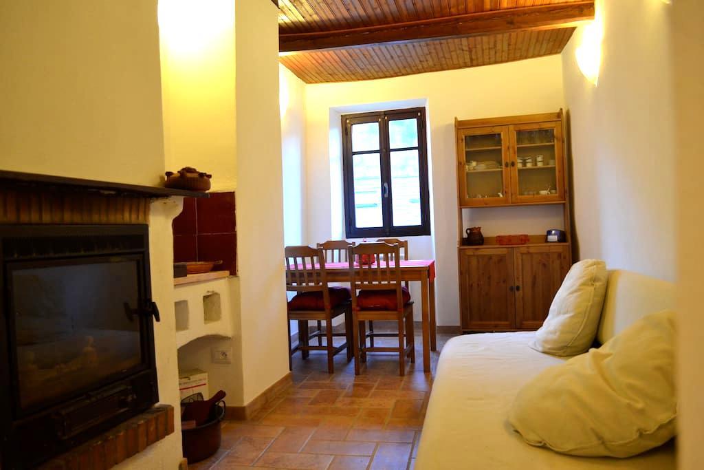 Appartement dans le vieux Tende - Tende - Apartment