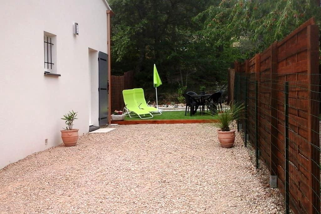 Confortable Studio 33 m2 neuf dans villa au calme - Pierrevert - Apartamento