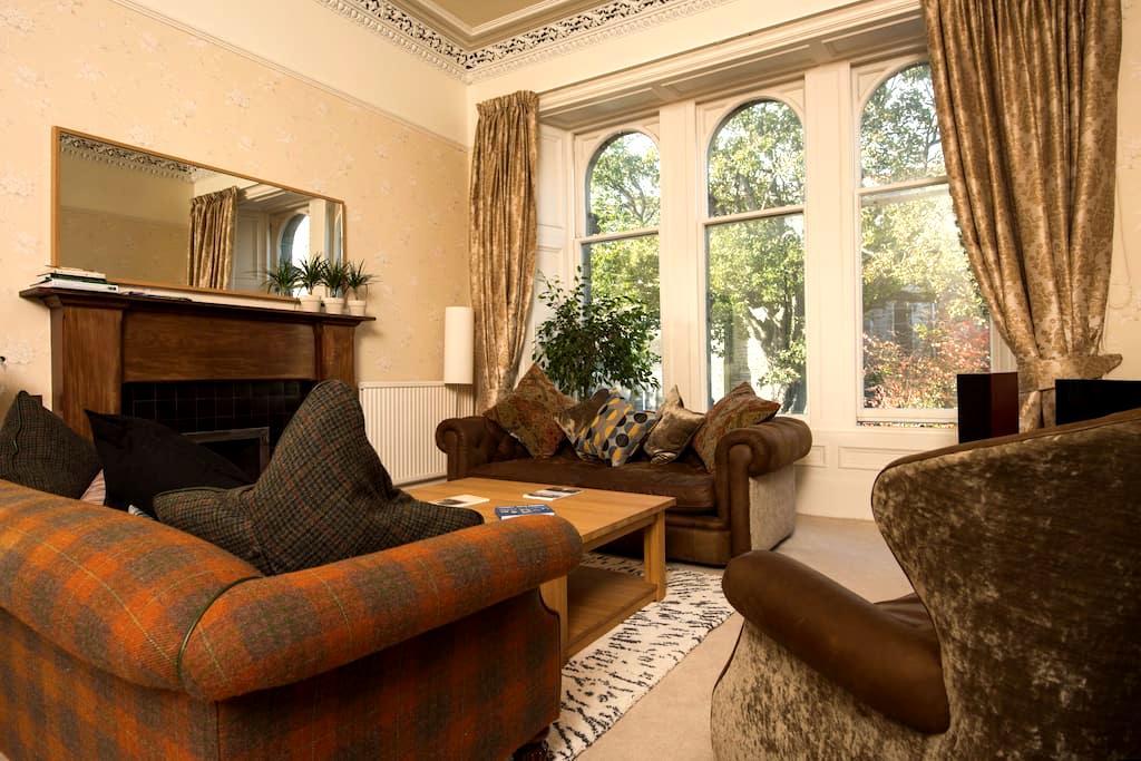 Victorian apartment: central, quiet, large - Saint Andrews - Apartment