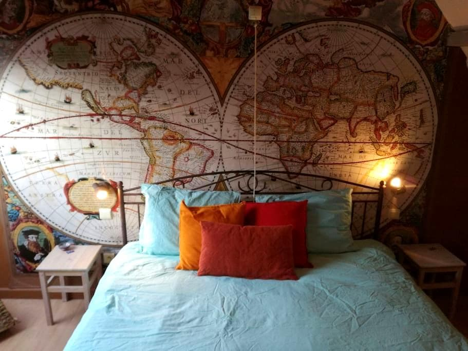 Cozy room in the Heart of Bruges - Brugge - Rumah