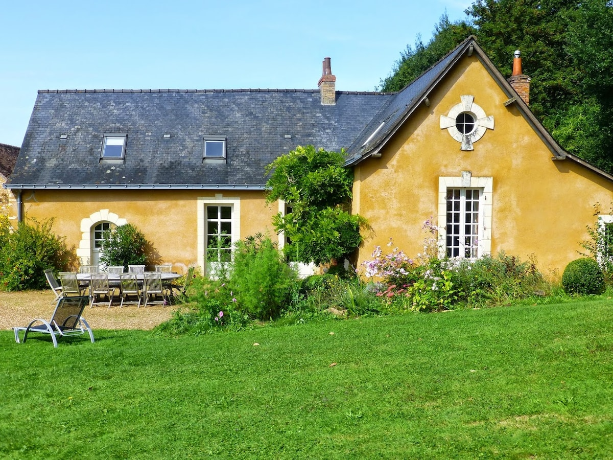 Country House in Malicorne