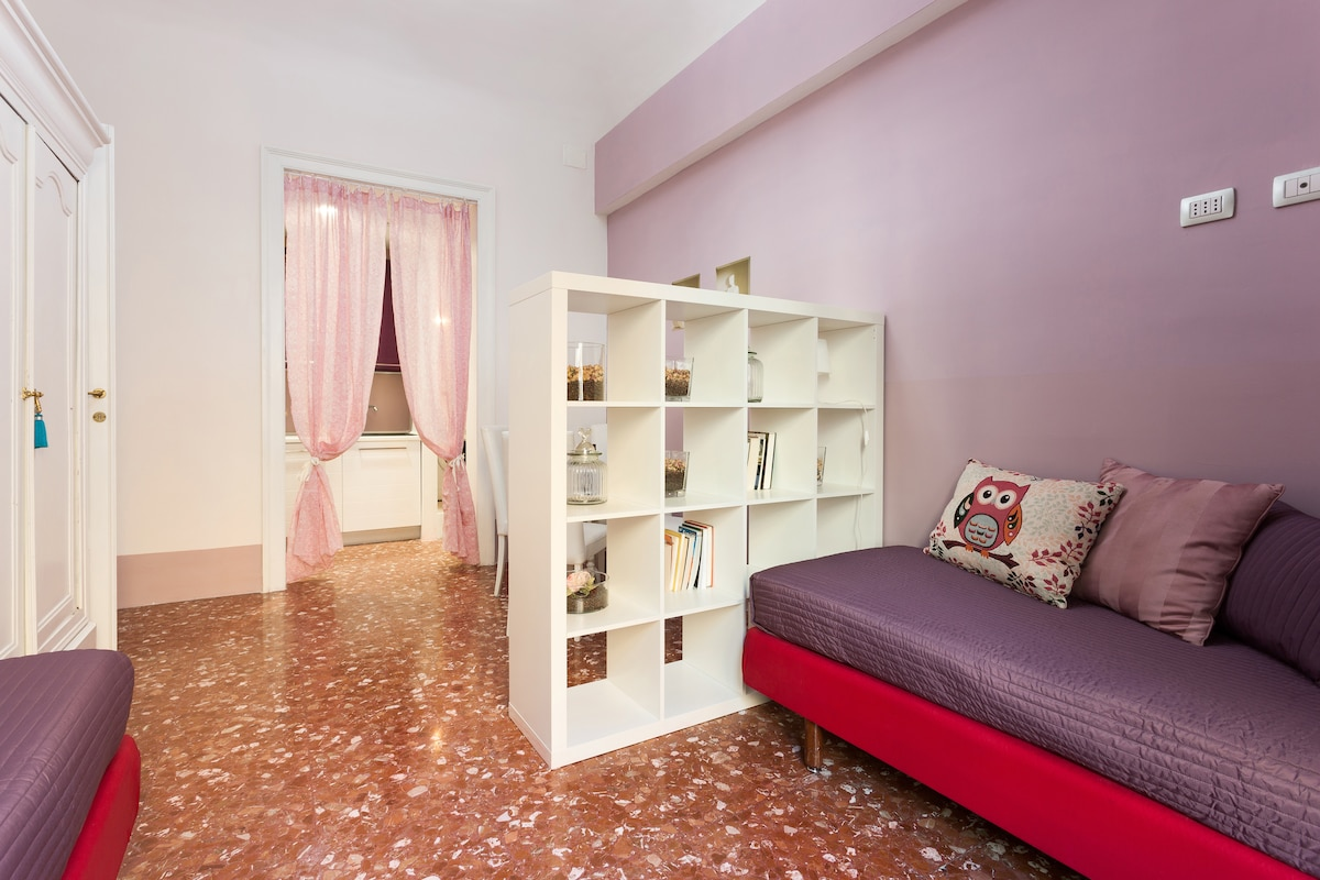 Visconti Suite 1 - Nice & Central