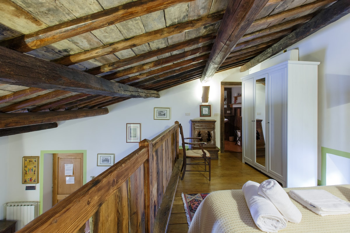 LOFT IN THE HEART OF ROME