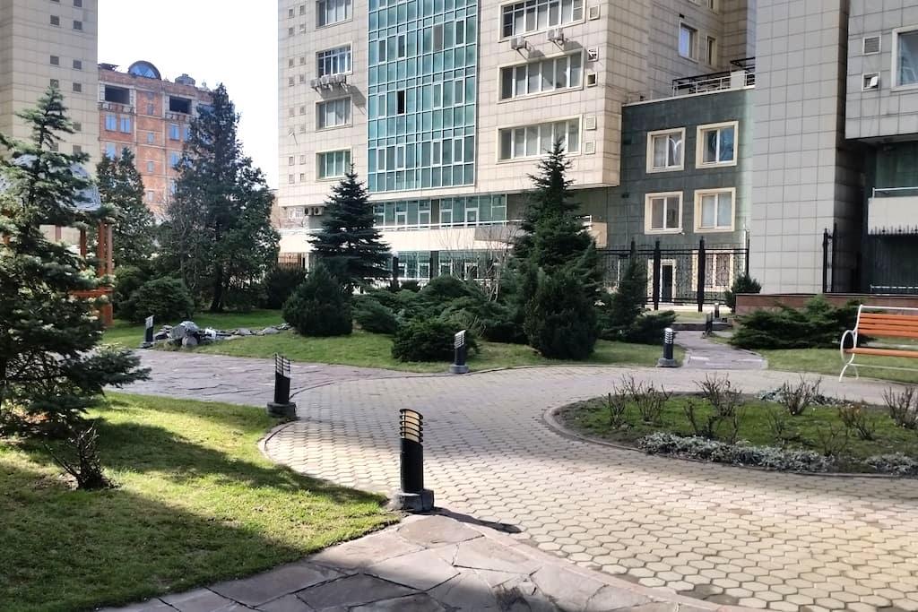 Business+Recreation Apartment - Алматы - Departamento
