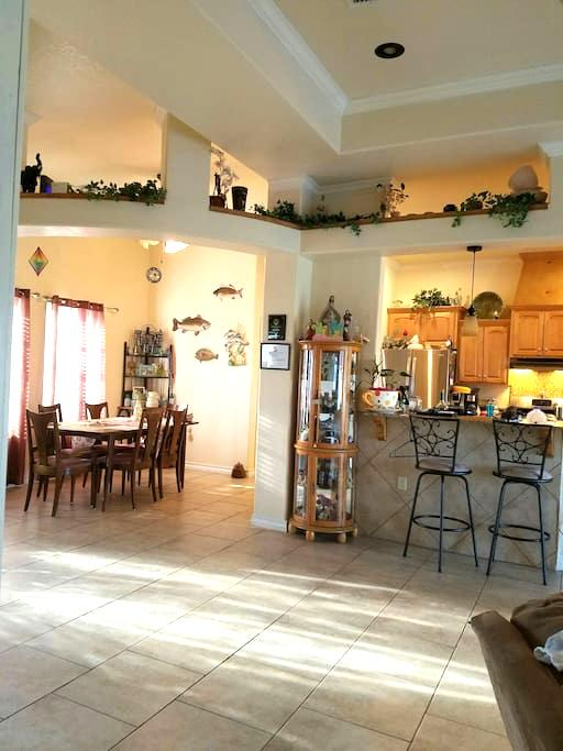 North Padre Island room beach 1M - Corpus Christi - Bed & Breakfast