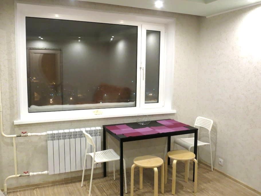 Квартира рядом с городским склоном - Kirovsk - Lägenhet