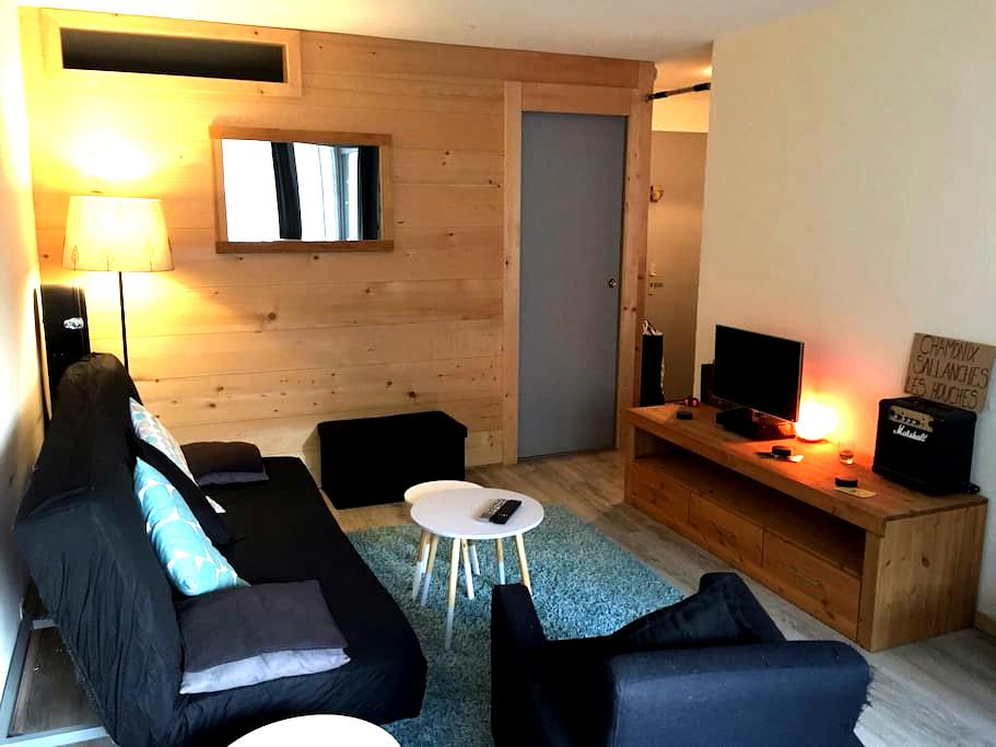 Cosy appartement for 2 - Chamonix-Mont-Blanc - Apartemen