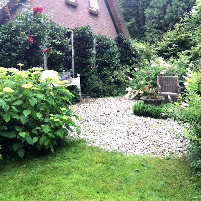 Charmante B&B in Drentse natuur - Darp - Bed & Breakfast