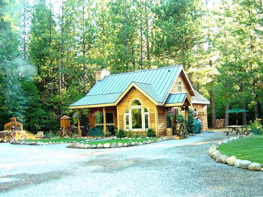 Fairy Tale Cottage - Alta