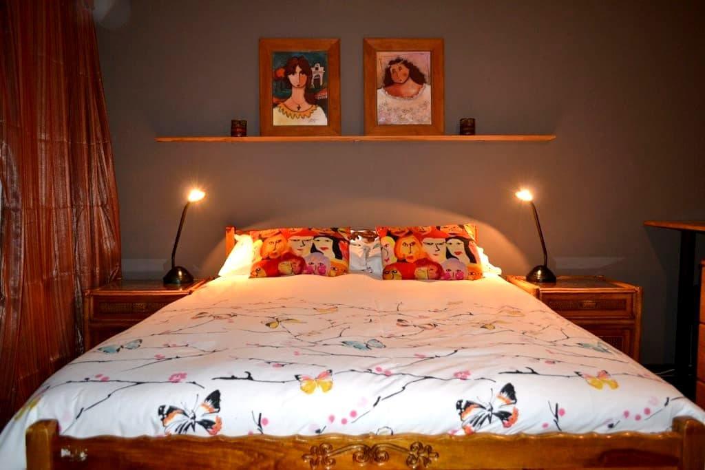 MoonRest: MiDiMoon selfcatering studio apartment - Bloemfontein - Apartment
