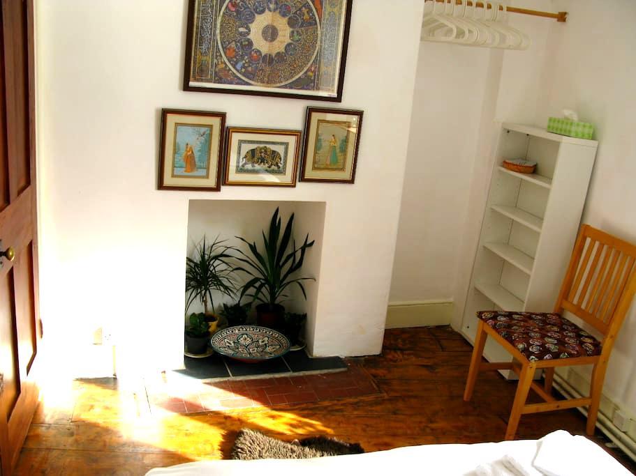 Double room in central Machynlleth - Machynlleth - บ้าน