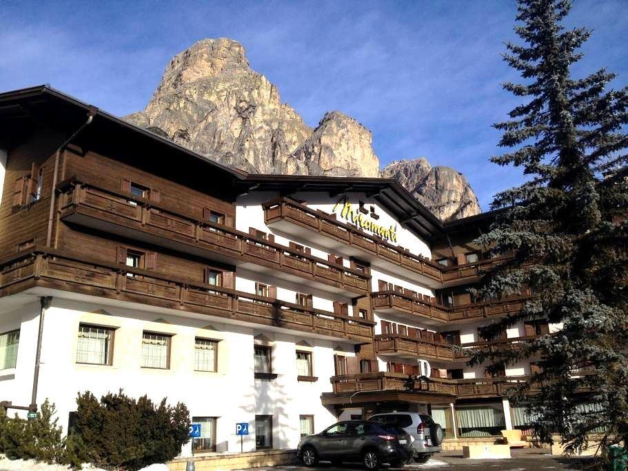 Appartamento a Corvara in Badia - Corvara In Badia - Daire