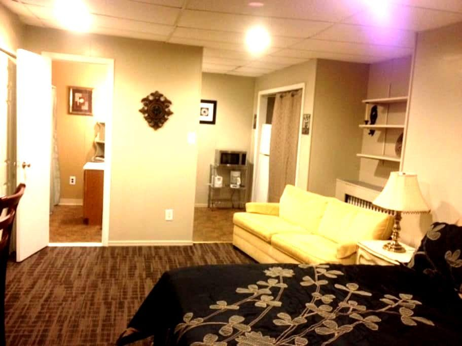 Private Apt-Minutes from Downtown - Pittsburgh