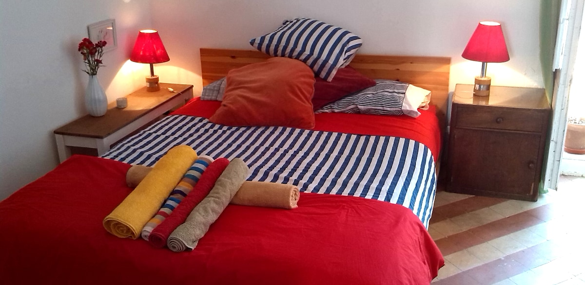 Double room near Cathedral