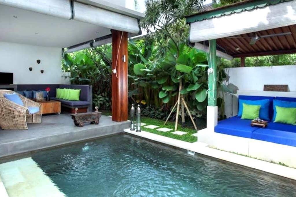 Tranquil Villa Sore, 2BR at UMALAS - North Kuta - Villa