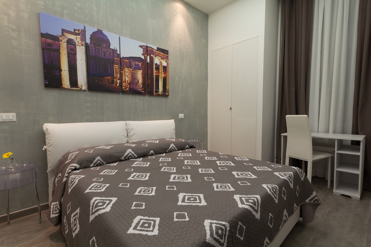 B&B Fori Imperiali's Room Rome