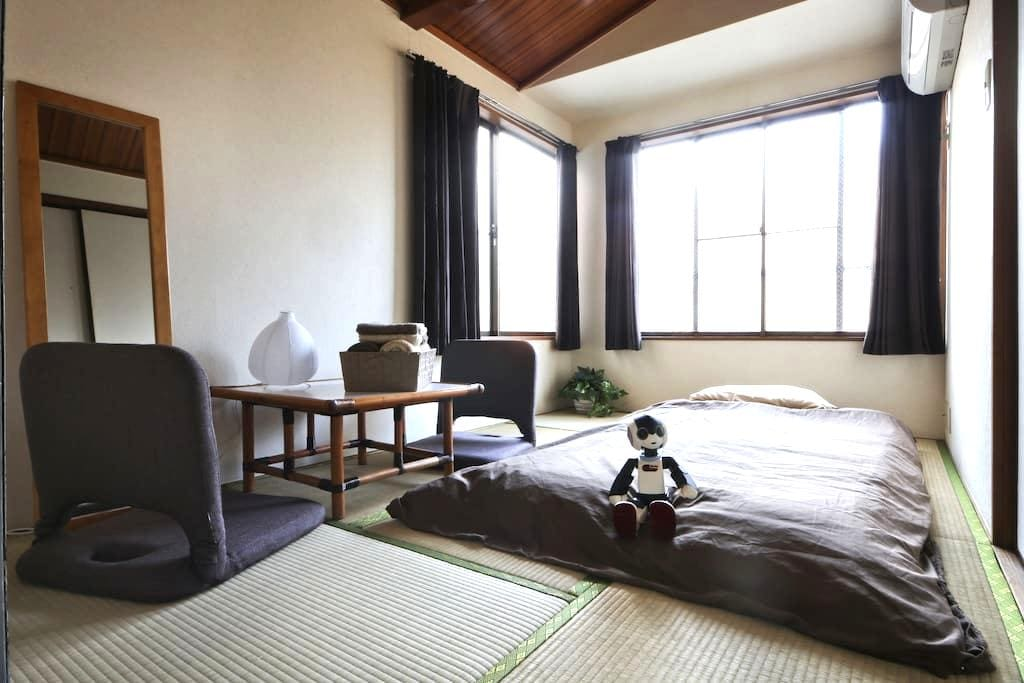 Fabi House Naka-Meguro near Shibuya - Meguro-ku - Rumah