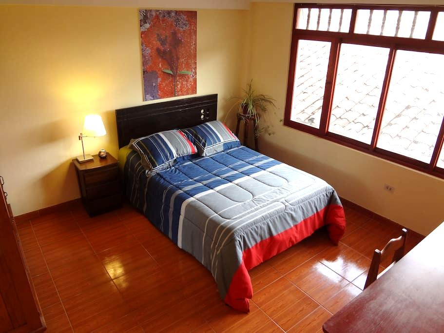 Private room with great views - Cusco - Apartemen