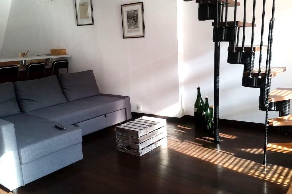 La Romanee : 103m² center of Beaune - Beaune - Appartement