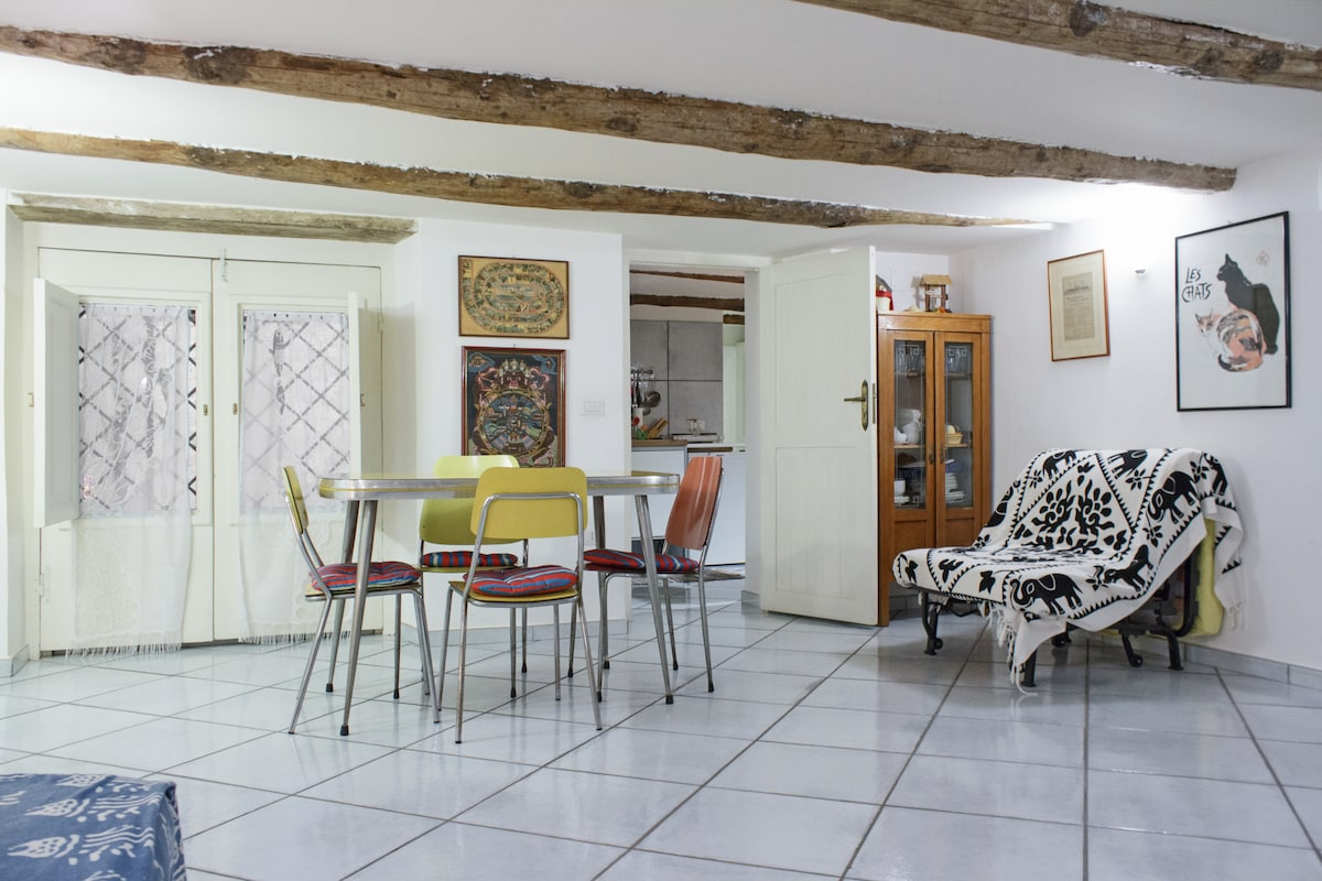 APPARTMENT IN HISTORICAL PALACE