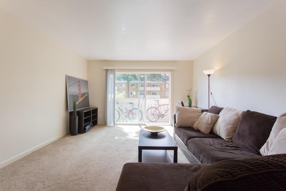 Wonderful bedroom in great location