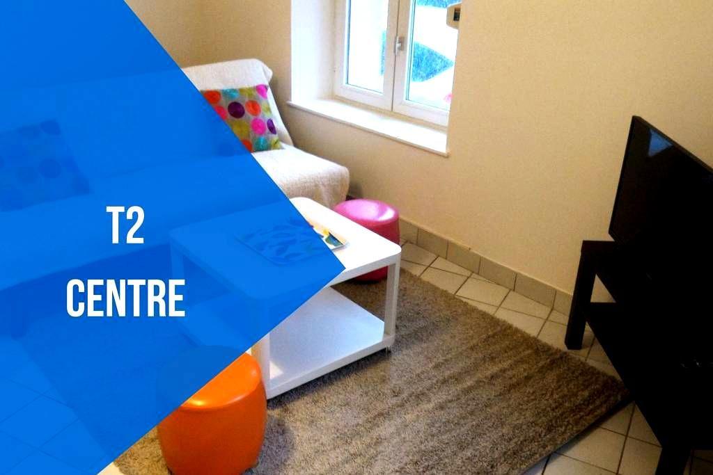 Appartement T2 plein centre - Plougastel-Daoulas - Huoneisto