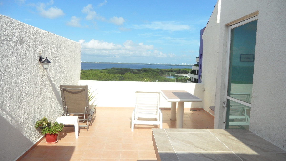 Cancun  self contained Unit 3803