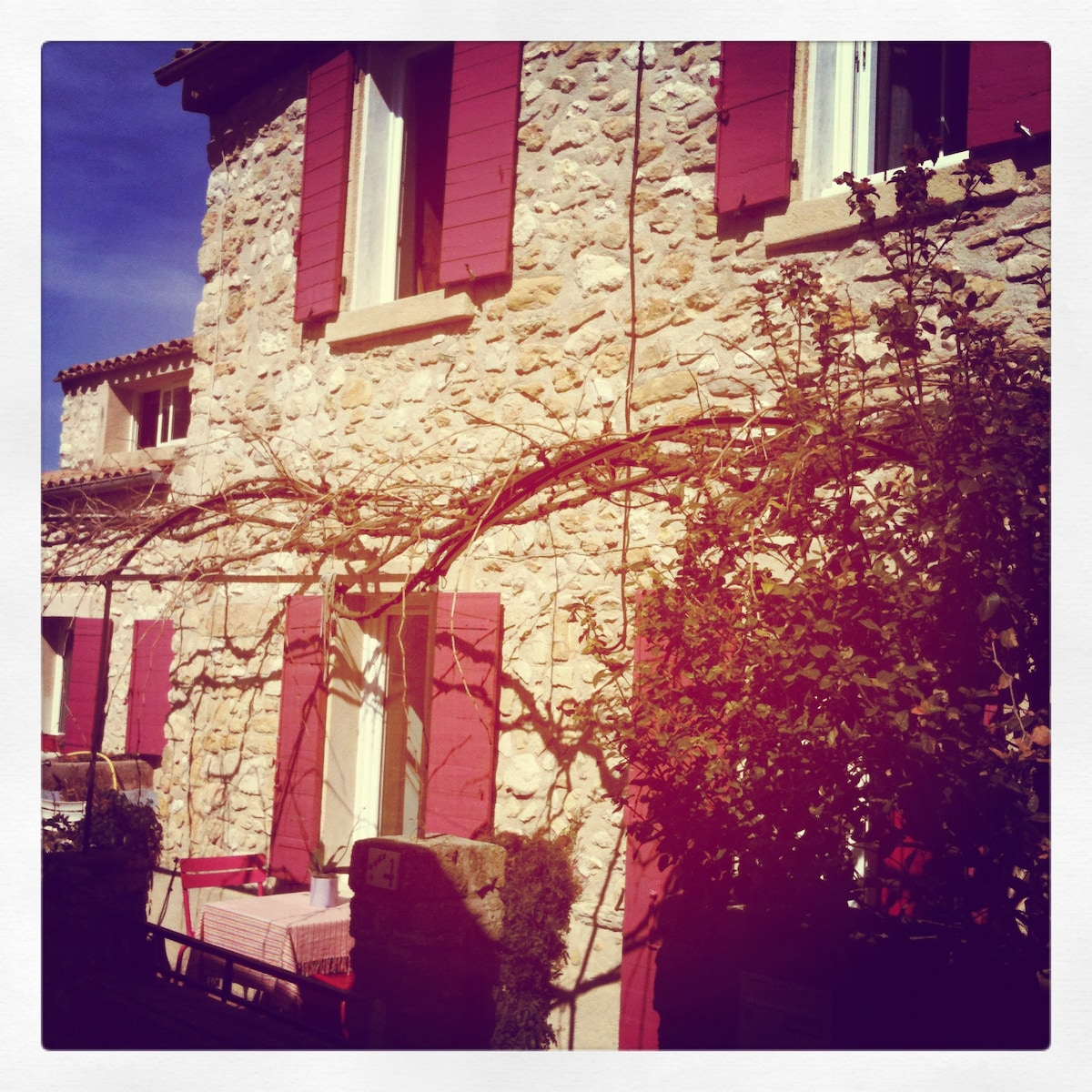 Charming house near Aix en Provence