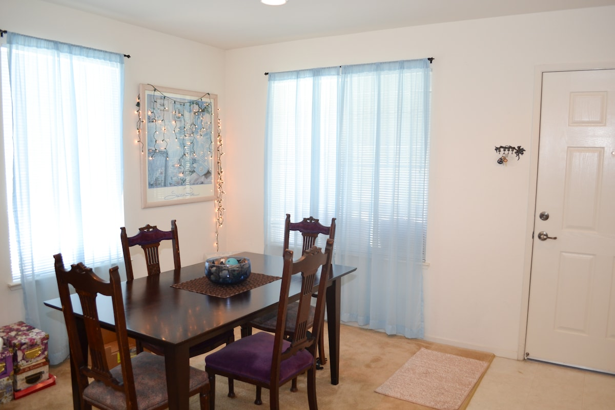 Dining Room - feel free to sit and have a nice meal